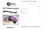 How to prepare for IELTS – Speaking