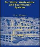 GIS Applications for Water, Wastewater, and Stormwater Systems - Part 1