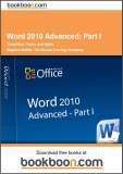 Word 2010 Advanced Part I: Stephen Moffat, The Mouse Training Company