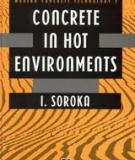 CONCRETE IN HOT ENVIRONMENTS