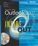 Microsoft office  Outlook 2007  inside out