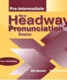 New Headway Pronunciation Course Pre Intermediate