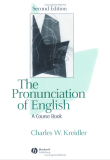 The Pronunciation Of English A Course Book