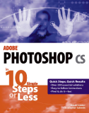 Book: Adobe Photoshop CS  in 10 Simple Steps or Less