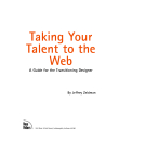 Taking Your Talent to the Web