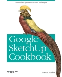 Google SketchUp Cookbook