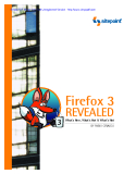 Firefox 3 Revealed - What's New, What's Hot & What's Not