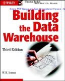 Building the Data Warehouse (3rd Edition)