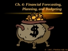 Financial Management - Chapter 4
