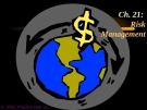 Financial Management - Chapter 21