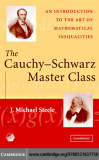 THE CAUCHY–SCHWARZ MASTER CLASS - J. Michael Steele