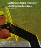 Sustainable Radio Frequency Identification Solutions