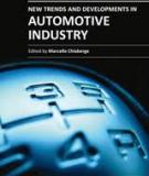 NEW TRENDS AND DEVELOPMENTS IN AUTOMOTIVE INDUSTRY