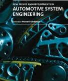 NEW TRENDS AND DEVELOPMENTS IN AUTOMOTIVE SYSTEM ENGINEERING_1