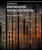 ADVANCES IN KNOWLEDGE  REPRESENTATION
