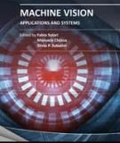 MACHINE VISION – APPLICATIONS AND SYSTEMS