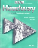 New Headway Advanced Work Book with key