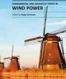 FUNDAMENTAL AND ADVANCED TOPICS IN WIND POWER