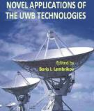 NOVEL APPLICATIONS OF THE UWB TECHNOLOGIES