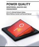 POWER QUALITY – MONITORING, ANALYSIS AND ENHANCEMENT