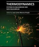 THERMODYNAMICS – SYSTEMS IN EQUILIBRIUM AND NON-EQUILIBRIUM