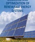 MODELING AND OPTIMIZATION OF RENEWABLE ENERGY SYSTEMS