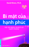 THE 100 SIMPLE SECRETS OF HAPPY PEOPLE - BÍ MẬT CỦA HẠNH PHÚC