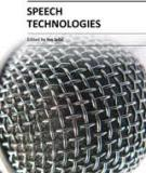 SPEECH TECHNOLOGIES