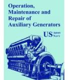 Operation, Maintenance and Repair of Auxiliary Generators by U. S. Army and U. S. Navy