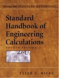 Standard Handbook of Engineering Calculations Tyler Hicks