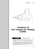 Guidelines To Gas Tungsten Arc Welding (GTAW)