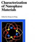 Characterization of Nanophase Materials