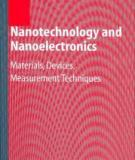 Nanotechnology and Nanoelectronics Materials, Devices, Measurement Techniques