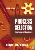 Process SelectionFrom design to manufacture