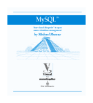 MySQL: Your visual blueprint for creating open source databases