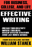 For business college and life Effective writing