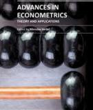 ADVANCES IN ECONOMETRICS - THEORY AND APPLICATIONS