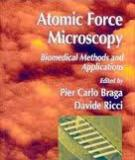 Atomic Force Microscopy: Biomedical Methods and Applications
