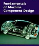 Student Solutions Manual containing selected solutions to Fundamentals of Machine Component Design