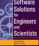 Software Solutions for Engineers and Scientists Julio Sanchez Maria Oct 18, 2007