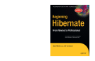 Beginning Hibernate From Novice to Professional
