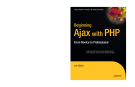 Beginning Ajax with PHP From Novice to Professional