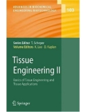 Tissue Engineering II Basics of Tissue Engineering and Tissue Applications