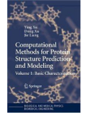 Computational Methods for Protein Structure Prediction and Modeling Volume 1: Basic Characterization