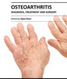 OSTEOARTHRITIS – DIAGNOSIS, TREATMENT AND SURGERY