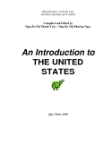 An Introduction to THE UNITED STATES
