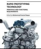 RAPID PROTOTYPING TECHNOLOGY – PRINCIPLES AND FUNCTIONAL REQUIREMENTS