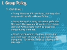 Microsoft Management Console: Group Policy