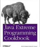 Java™ Extreme Programming Cookbook
