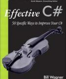 Effective C# 50 Specific Ways to Improve Your C#